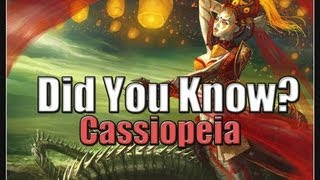 Cassiopeia - DId You Know? EP 16 - League of Legends