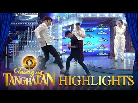 Ryan introduces a new game to Vhong and Mariel   Tawag ng Tanghalan