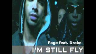 "Page feat. Drake : ""I"