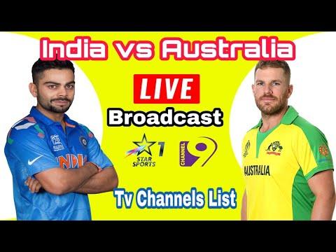 Australia Tour Of India 2020 Live Streaming Tv Channel List | Australia Vs India 2020 Live Match