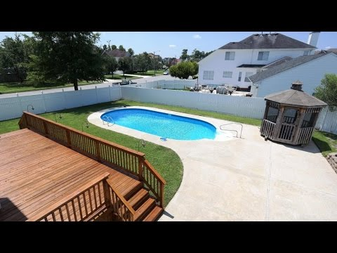 Grassfield Homes For Sale Marsh Creek Real Estate Houses With Inground Pools Chesapeake Va Youtube