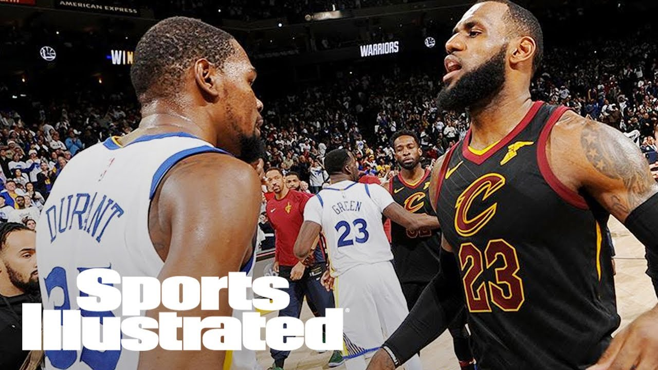 LeBron Vs. Durant: Who Has What It Takes To Top Kareem Abdul-Jabbar?   SI NOW   Sports Illustrated