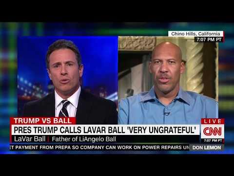 LaVar Ball's CNN interview, annotated