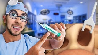 BREAKING NOSES FOR SCIENCE | Nose, Tattoo Removal Surgery thumbnail