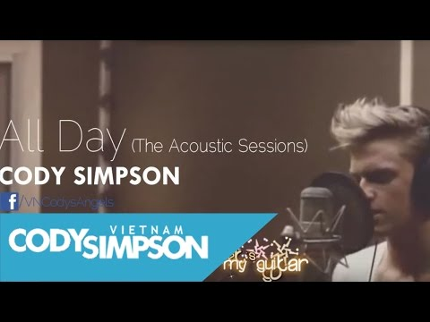 [Vietsub+Lyrics] CODY SIMPSON - The Acoustic Sessions: All Day