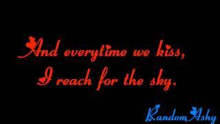 cascada - everytime we touch fast version (lyrics).