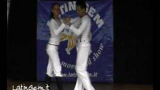 Salsa Dance - Base Lezione n.1