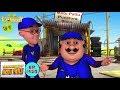 Puncture Shop - Motu Patlu in Hindi - 3D Animated cartoon series for kids - As on Nick