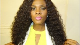 ❤Beautiful Curly Hair With Lace Closure❤ Thumbnail