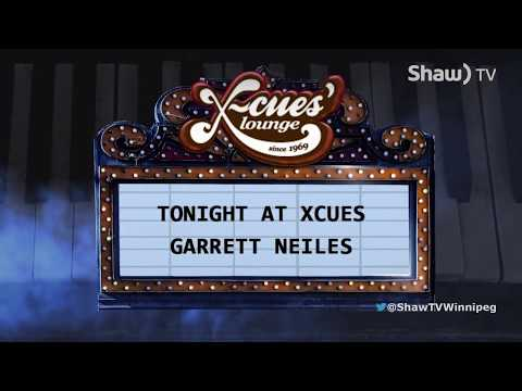 """An Evening At X-Cues"" featuring Garrett Neiles (Pt.1)"