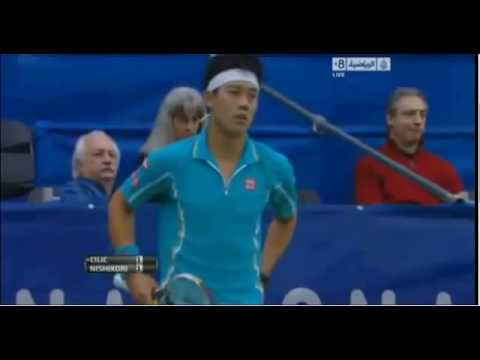 Marin Cilic vs Kei Nishikori 2016 Barclays ATP World Tour Fi