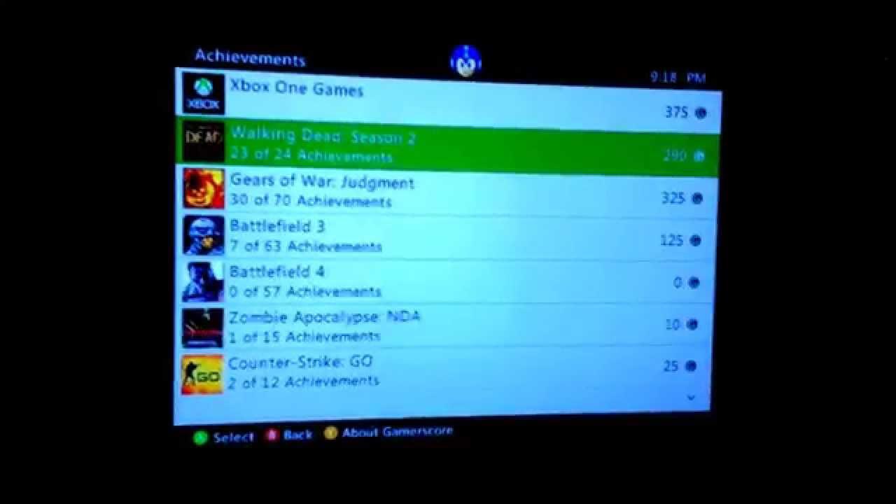 Walking Dead Season 2 Ep 3 Xbox 360 Achievement Glitch