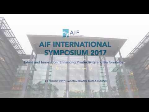 AIF INTERNATIONAL SYMPOSIUM 2018 - Asian Institute Of Finance