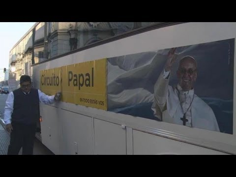 Papsttourismus in Buenos Aires | Journal