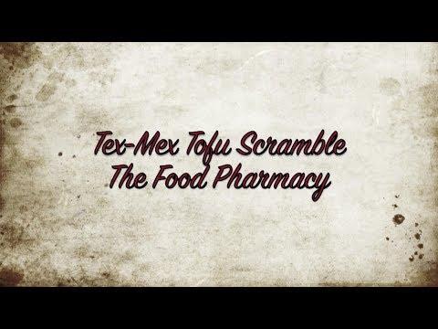 Tex Mex Tofu Scramble