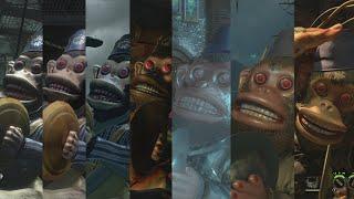 Call of Duty Zombies Monkey Bomb Evolution (WAW,BO1,BO2,BO3,BO4)