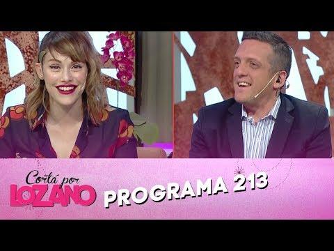 Programa 213 (15-11-2017) - Cortá por Lozano