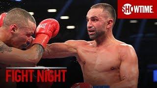 FIGHT NIGHT: Paulie Malignaggi | SHOWTIME Boxing