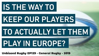 Maybe the way to keep our top Rugby Players is to actually send them to play in Europe
