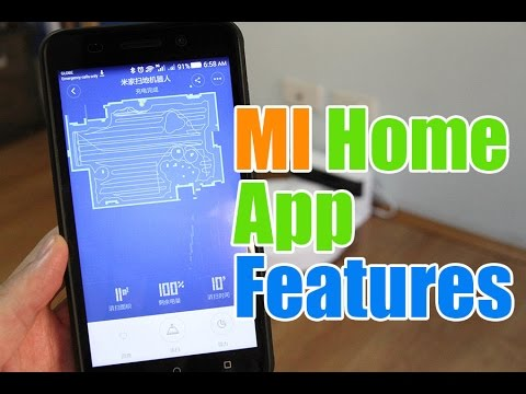 MI Home App Features