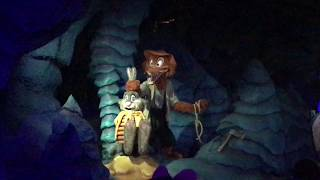 splash mountain evacuation ride breakdown at magic kingdom woman jumps from vehicle