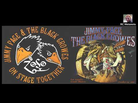 Jimmy Page and The Black Crows LIVE at The Greek 1999