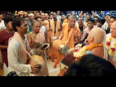 Kirtan Forever with HH Mahavishnu Swami, Madhava Naidoo & Harinam Ruci
