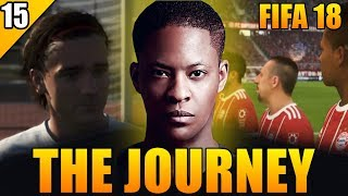 GRIEZMANN vs. HUNTER 😱🔥 WER IST SCHNELLER ?! 🔥 | FIFA 18: THE JOURNEY 2 #15 | DEUTSCH