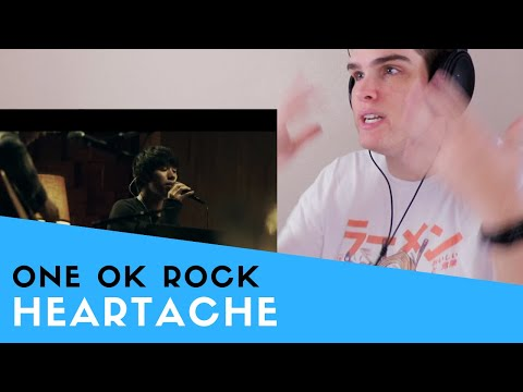 Voice Teacher Reacts to ONE OK ROCK-Heartache