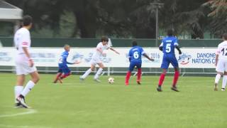 Top 5 goals 15/10 - World Final - Danone Nations Cup 2016