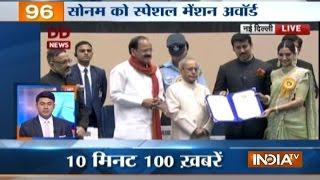 News 100 | 4th May, 2017 - India TV