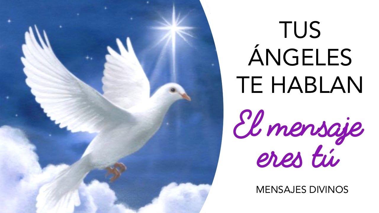 🌟Tu ángel te habla hoy - EL MENSAJE ERES TÚ