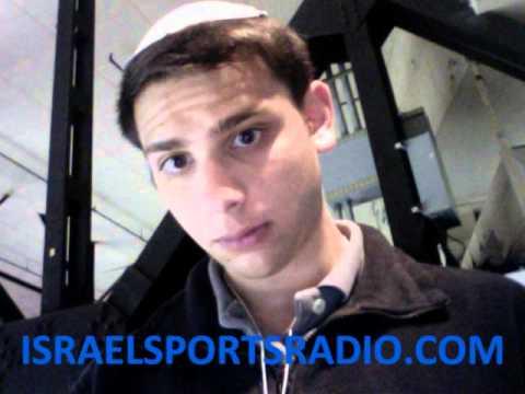 Daniel Friedman Joins Ari Louis and Yossi G on Israelsportsradio.com