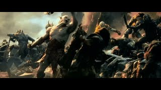 Misty Mountains (Cold) HD - The Hobbit