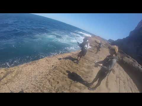 Sydney Manly Bluefish Point Rock Fishing A-Shoregun