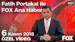 Şeker pancarı nakliyecilerinin sorunu çözüldü... 6 Kasım 2018 Fatih Portakal ile FOX Ana Haber