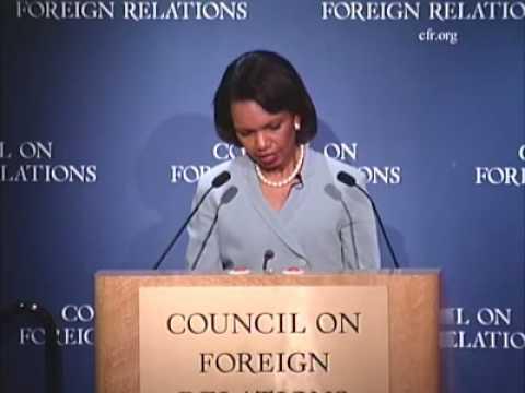 A Conversation with Condoleezza Rice