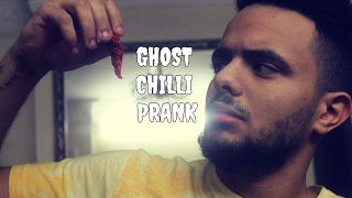 guess the food challenge prank ghost chilli brovbro