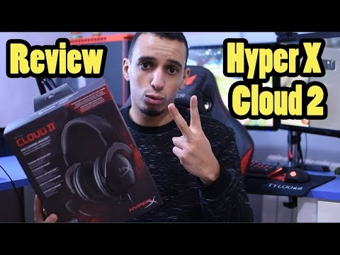 Hyper X Cloud 2 Review Morocco Gamer أحسن كسك غامر ؟