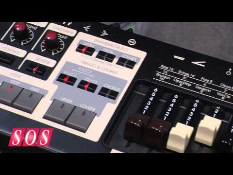 Hammond XK-1c -