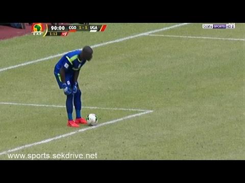 Congo vs Uganda
