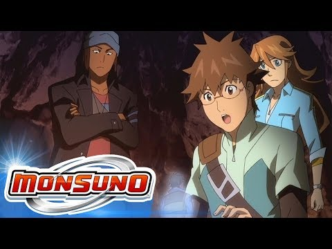 Monsuno | Uncovering an Evil Plan