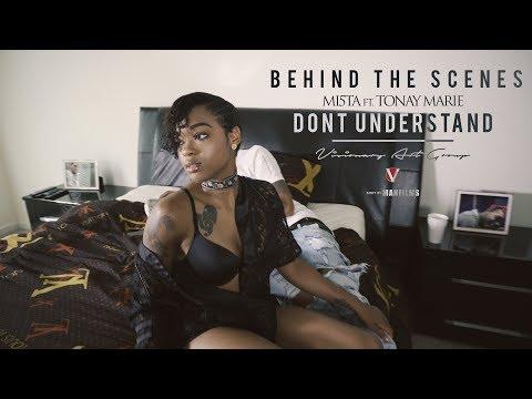 Behind The Scenes | Mi5ta - Dont Understand ft. Tonay Marie