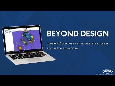 5 ways CAD access can accelerate success across the enterprise.