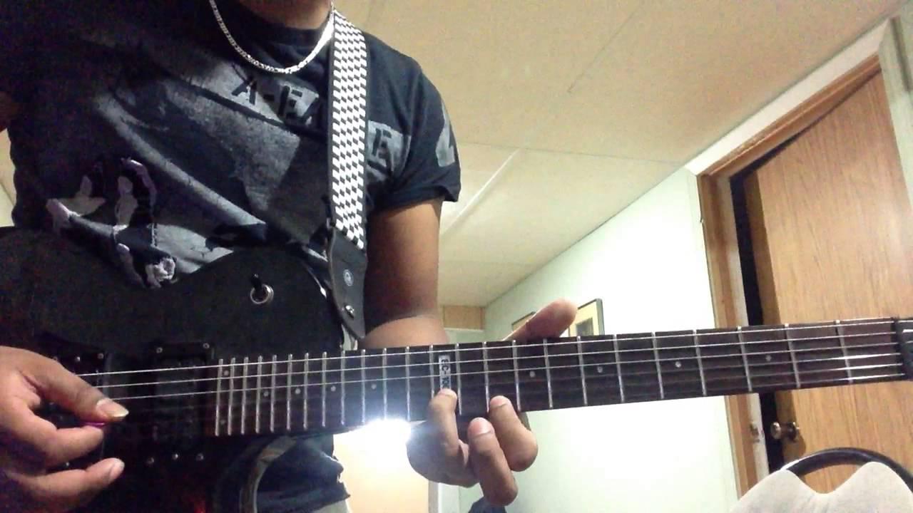 Praise goes on elevation worship lead guitar tutorial youtube.