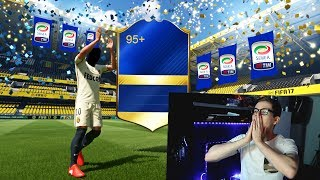 FIFA 17: OMFG 95+ CALCIO A TOTS IN A PACK OPENING! ⛔️🔥😎 - ULTIMATE TEAM - 3x CALCIO A TOTS!