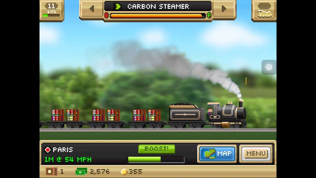 pocket trains how to add trains