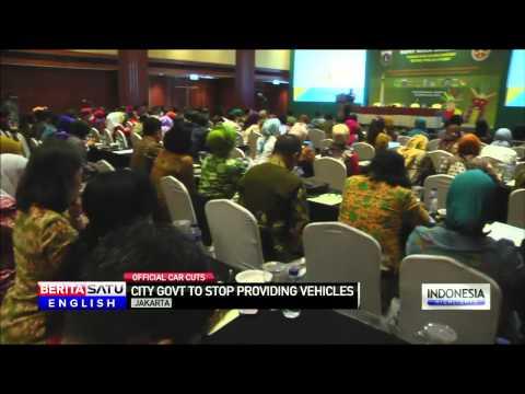 Jakarta Governor Basuki Scraps Government Cars for City Officials