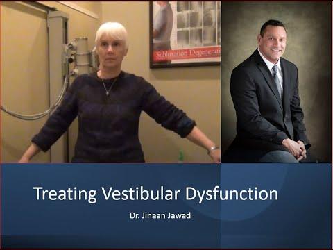 Treating a Balance Disorder