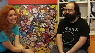 Pensieri a Fumetti (PAF!) - Intervista Tuono Pettinato